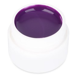 36 Pure Color UV Gel Nail Art DIY Decoration for Nail Manicure Gel Nail Polish Extension - PURPLE