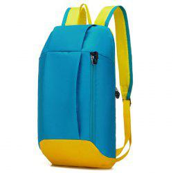 Water-resistant Nylon 10L Travel Ultra-light Leisure Backpack -