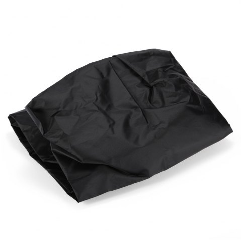 Cheap 55 - 60L Dustproof Backpack Cover Water Resistant Camping Accessories - BLACK  Mobile