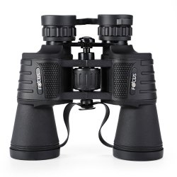20 x 50 HD Portable Multi-coated Military Binocular -