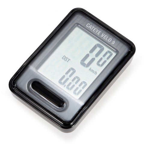 Fancy CATEYE VELO 9 CC - VL820 Economic Wired Bike Computer Bicycle Stopwatch 9 Functions -   Mobile