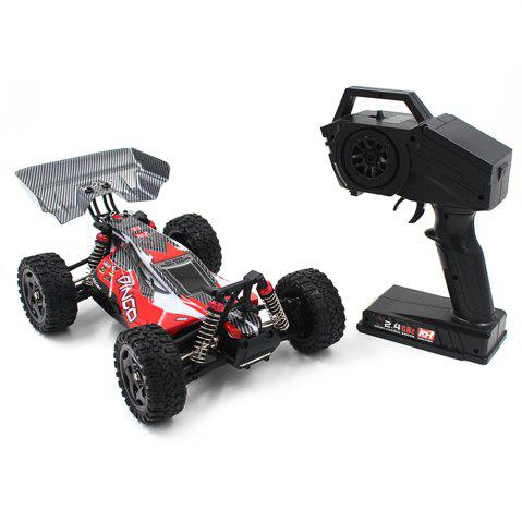 Buy REMO HOBBY 1651 1:16 30 - 40km/h 2.4GHz 4CH 4WD RC Brushed Truck Water-resistant ESC Red