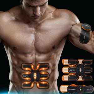 SHIJIKANG Muscle Outil de formation Exercice Smart Gear Auto Body Sculpting 6 modes réglables -