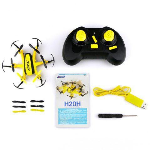 Buy JJRC H20H 2.4GHz 4CH 6 Axis Gyro Mini Hexacopter with Headless Mode Altitude Hold -   Mobile