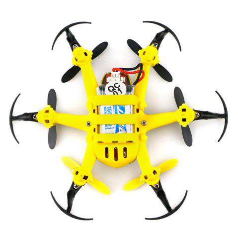 Shops JJRC H20H 2.4GHz 4CH 6 Axis Gyro Mini Hexacopter with Headless Mode Altitude Hold -   Mobile