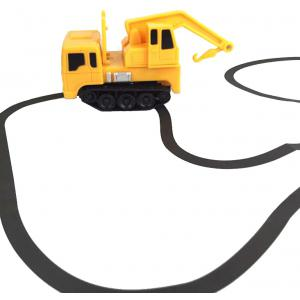 Mini Path-following Inductive Truck with Optical Sensor for Kids -