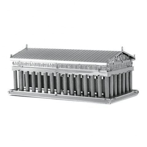 Buy ZOYO 3D Metal Parthenon Temple Model Metallic Building Puzzle Educational Assembling Toy -   Mobile