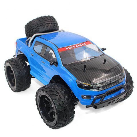 Online DOUBLE STAR 990A 1:10 4WD Off-road RC Truck RTR 25km/h 2.4GHz 4CH 390 Motor Spare Tire