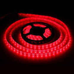 5m 60 x SMD 3528 / Meter 1500LM Cuttable Adhesive Red LED Light Strip ( 30W DC 12V ) -
