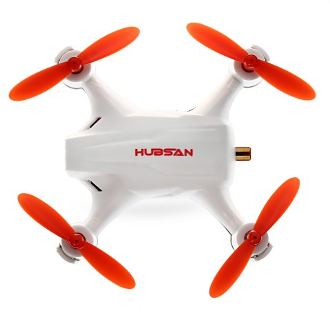Outfits HUBSAN H002 0.3MP 2.4GHz 4CH 6 Axis Gyro Nano Brushed RC Quadcopter with Headless Mode -   Mobile