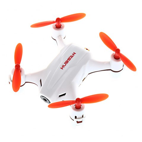 Sale HUBSAN H002 0.3MP 2.4GHz 4CH 6 Axis Gyro Nano Brushed RC Quadcopter with Headless Mode -   Mobile