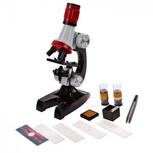 100X 400X 1200X Microscope for Children Early Studying Educational Toy - Colormix