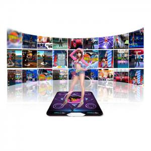 Non-slip Dancing Pad Dance Mat Equipment for PC with USB - COLORMIX