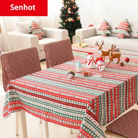New Senhot Christmas Table Cloth Festival Product -   Mobile