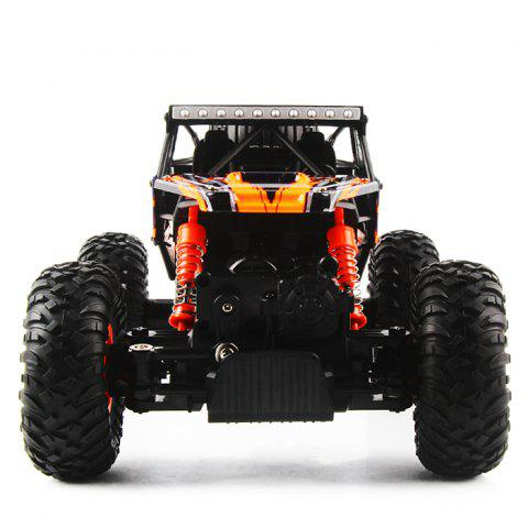 Affordable WLtoys 18428 - B 1:18 4WD RC Climbing Car 2.4GHz 4CH 9km/h Proportional Controlled All Terrain Vehicle - ORANGE  Mobile