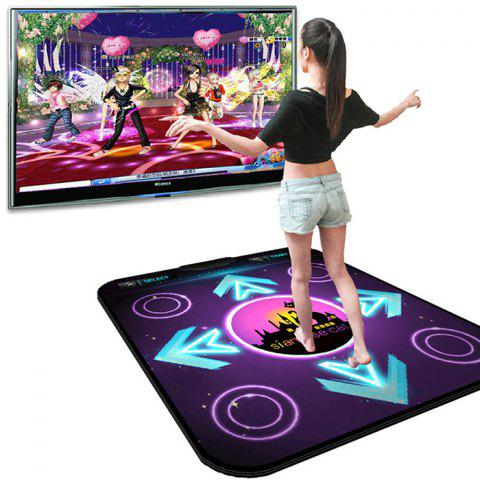 Fancy Non-slip Dancing Pad Dance Mat Equipment for PC with USB - COLORMIX  Mobile