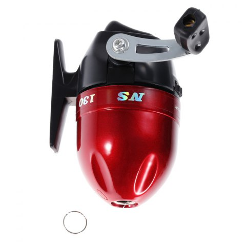 Fashion Fish Tackle Closed Face Spinning Fishing Reel with Line - RED  Mobile