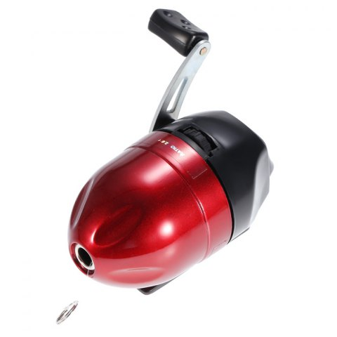 Unique Fish Tackle Closed Face Spinning Fishing Reel with Line - RED  Mobile