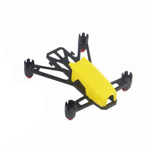 Outfit KingKong Q100 100mm DIY Frame Kit Compatible with 8520 Coreless Motor for Micro FPV Brushed RC Quadcopter