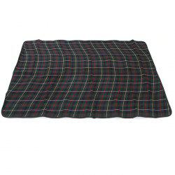 AOTU AT6228 180 x 150cm Cashmere Moisture Proof Blanket Camping Picnic Mat for Outdoor Camping -