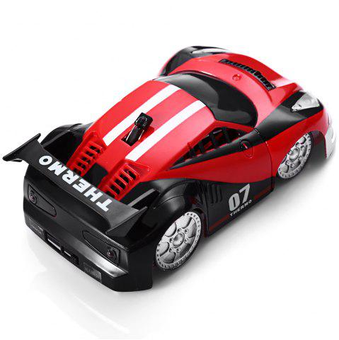 Latest JJRC Q2 Infrared RC Wall Creeping Car Climbing Vehicle Toy - RED  Mobile