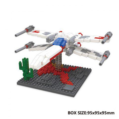Store X-wing Building Block Educational Toy Birthday Present