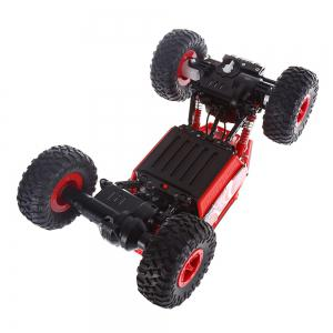 JJRC Q22A 1 / 18 Scale 2.4G 4 Wheel Drive Racing Car 2.4G High Speed Model Toy -