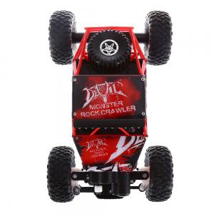 JJRC Q20 1 / 18 Scale 2.4G 4 Wheel Drive Racing Car 2.4G High Speed Model Toy -