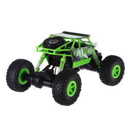 JJRC Q22 1/18 échelle 2.4G 4 Wheel Drive Racing Car 2.4G Modèle Toy High Speed - Vert