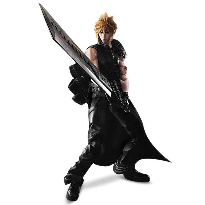 Latest 10.63 inch Action Figure Animation Collectible ABS + PVC Figurine