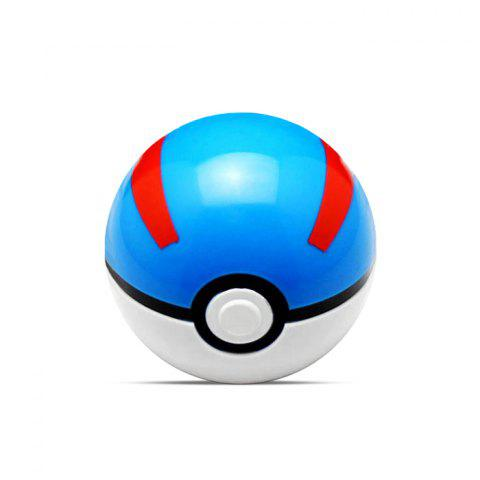 Buy Pokemon Ball 7cm Figures ABS Anime Action Figure Poke Toy B MASTER BALL
