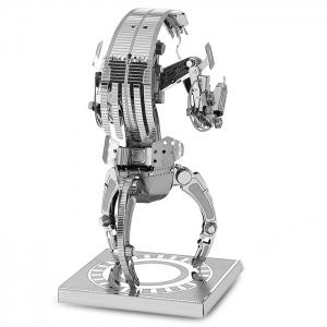 Destroyer Droid Metallic Building Puzzle Educational DIY Assembling Toy -
