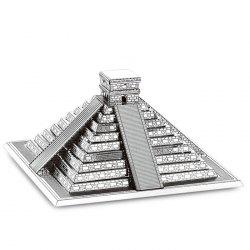 ZOYO 3D Metal Architecture Metallic Building Puzzle Educational Assembling Toy -
