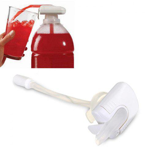 Latest Automatic Electric Beverage Dispenser Drink Separator - WHITE  Mobile