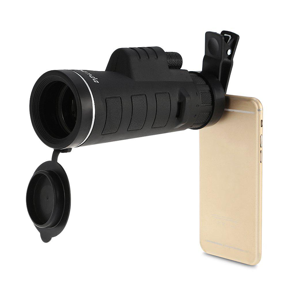 PANDA Roof BAK - 4 Prism 35 x 50 Monocular 1200m / 9600mHOME<br><br>Color: BLACK; Brand: PANDA; For: Beach,Bird watching,Boating/Yachting,Horse racing,Outdoor activities,Theater,Travel; Focusing System: Center Focus,Individual Eyepiece Focus; Color: Army green,Black;