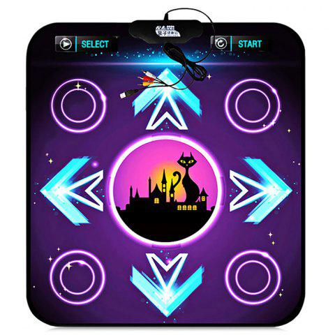 Latest Non-slip Dancing Pad Dance Mat Equipment for PC with USB COLORMIX