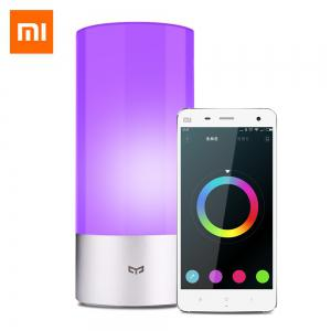 Xiaomi Yeelight Bedside Lamp Night Light OSRAM LED RGBW Touch Control CCT Brightness -