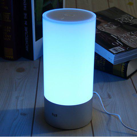 Sale Xiaomi Yeelight Bedside Lamp Night Light OSRAM LED RGBW Touch Control CCT Brightness -   Mobile
