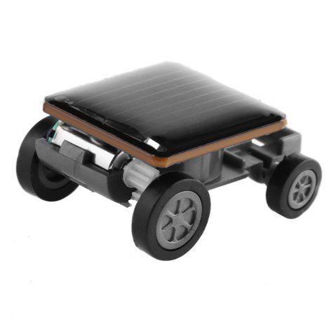 Affordable World's Smallest Solar Powered Mini Car Coin Size