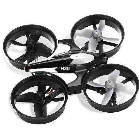 Best JJRC H36 Mini 2.4GHz 4CH 6 Axis Gyro RC Quadcopter with Headless Mode / Speed Switch -   Mobile