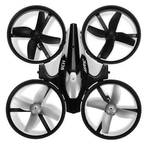 Latest JJRC H36 Mini 2.4GHz 4CH 6 Axis Gyro RC Quadcopter with Headless Mode / Speed Switch -   Mobile