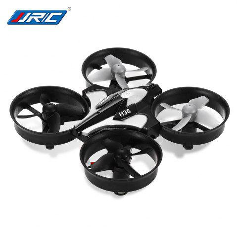 Buy JJRC H36 Mini 2.4GHz 4CH 6 Axis Gyro RC Quadcopter Headless Mode / Speed Switch - Gray