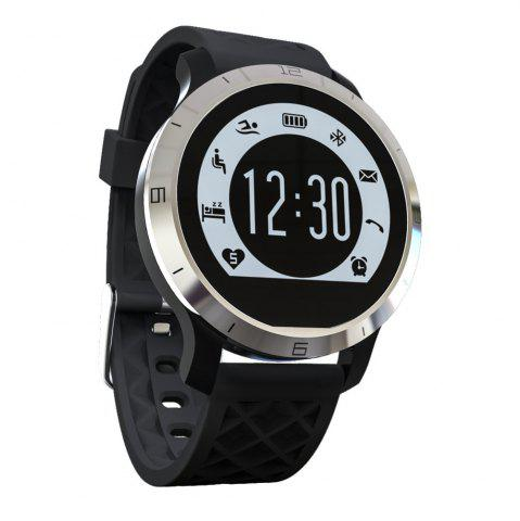 Discount F69 Bluetooth 4.0 Smart Sports Swimming Watch with Heart Rate Function