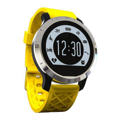 Online F69 Bluetooth 4.0 Smart Sports Swimming Watch with Heart Rate Function