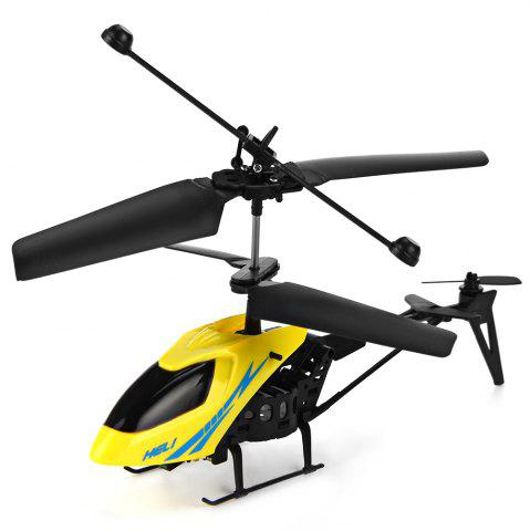 Cheap 901 Radio Remote Control Aircraft 2.5CH Mini Helicopter Kids Gifts