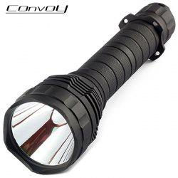 Convoy L2 CREE XPL HI V2 1A 1000Lm 18650 LED Flashlight Torch