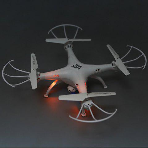 Latest LiDiRC L15FW WiFi FPV 2.4GHz 4CH 6 Axis Gyro Waterproof Brushed RC Quadcopter -   Mobile