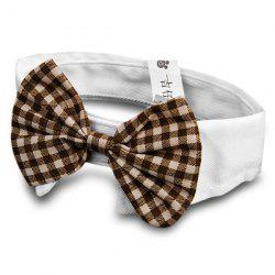 Pet Supplies Cats Dog Bow Tie Collar with Bowknot Design Wedding Holiday Decoration