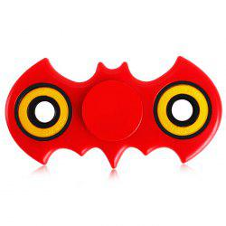 ABS ADHD Adult EDC Fidget Spinner Stress Reliever Toy Relaxation Gift - RED
