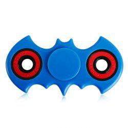 ABS ADHD Adult EDC Fidget Spinner Stress Reliever Toy Relaxation Gift - BLUE